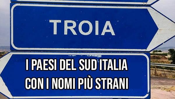 nomi strani città