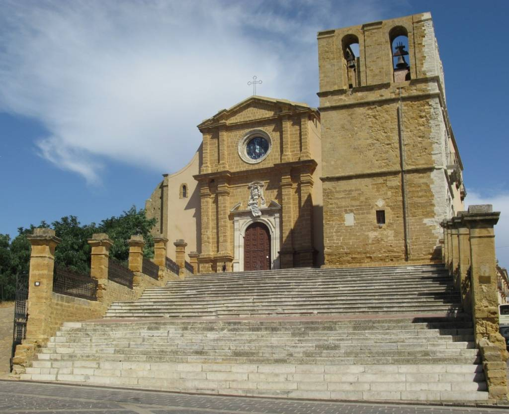Agrigento-Cattedrale di San Gerlando.