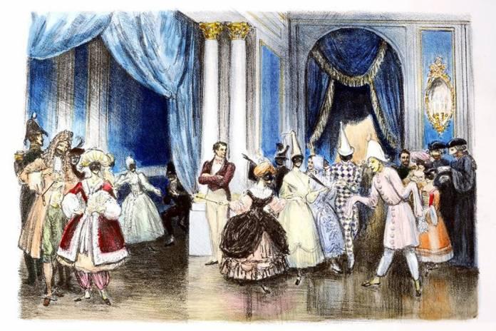 Carnevale ballo settecentesco