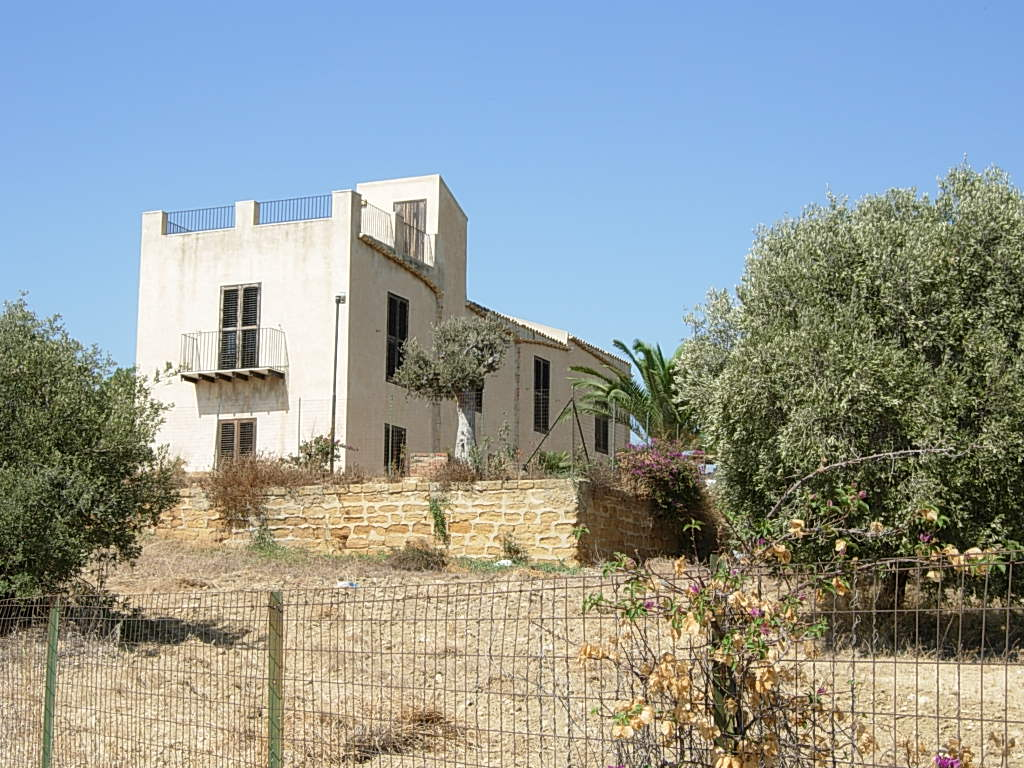 Agrigento-Casa natale di Pirandello