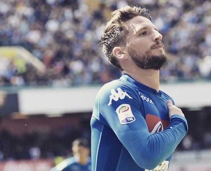 Coppa Italia-Mertens