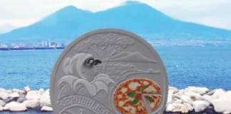 Pizza-moneta da 5 euro
