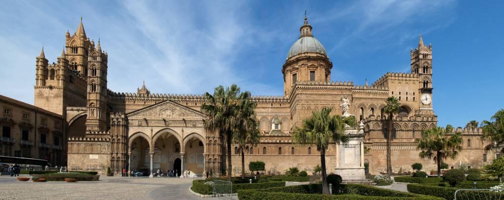 Sicilia-Cattedrale di Palermo