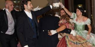 Ballo San Valentino Napoli