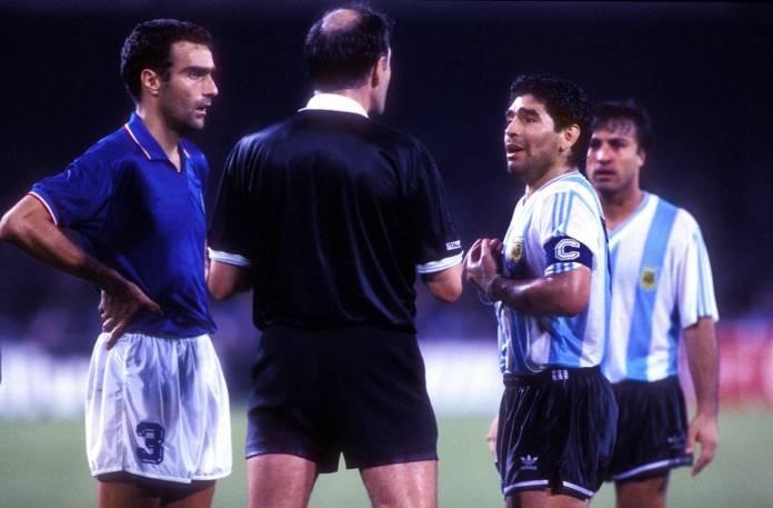 Italia Argentina 1990