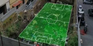 Napoli campo da calcio
