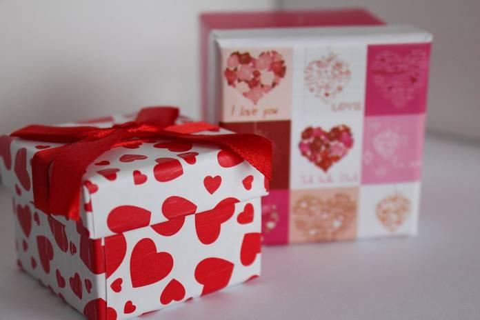 San Valentino regali