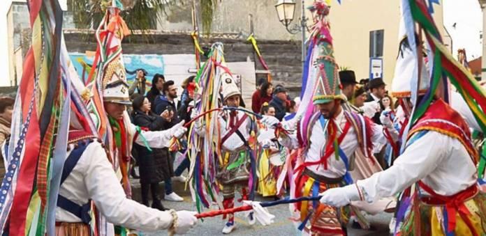 Carnevale San Filippo Mela Scacciuni