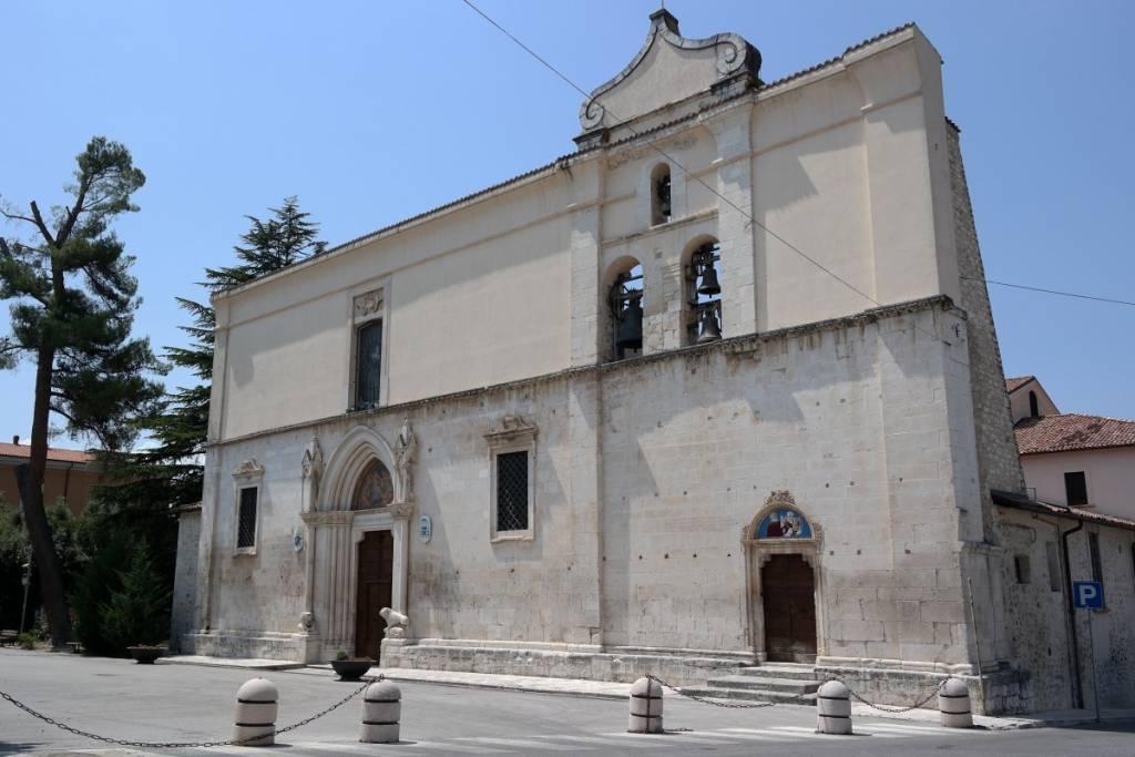 Sulmona-Cattedrale San Panfilo