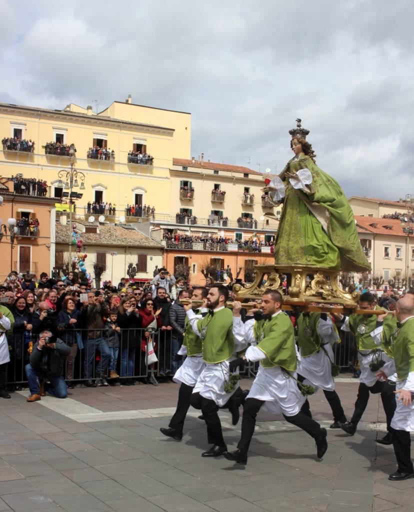 Sulmona-Settimana Santa
