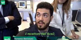 Domenico Benvenuto coronavirus