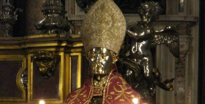 San Gennaro busto