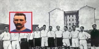 Calì Sicilia capitano Prima Nazionale