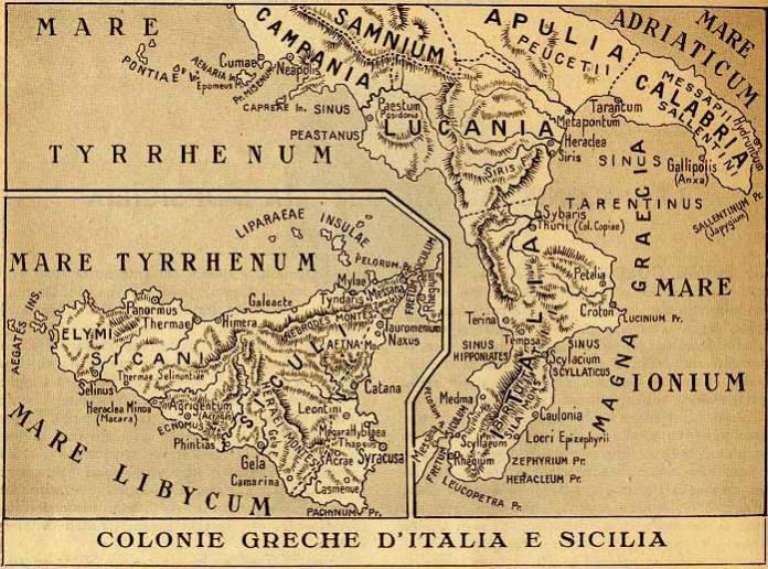 Calabria Italia