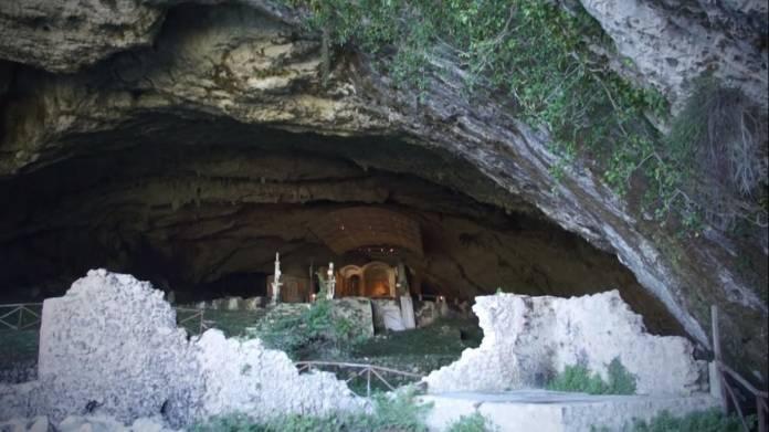 Grotta San Michele Tusciano Salerno