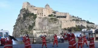 Ischia Croce Rossa Covid 19