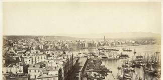 Napoli 1845 riunione scienziati via Piliero