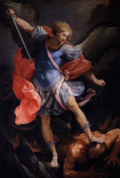 San Michele Arcangelo Guido Reni