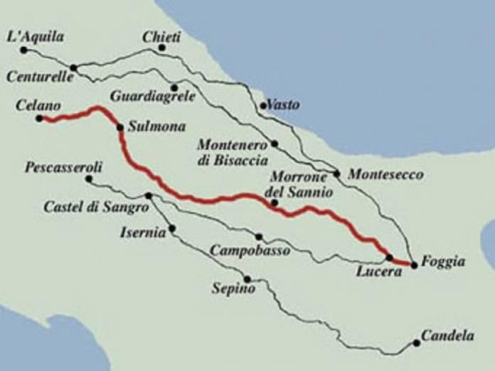 Tratturi Puglia