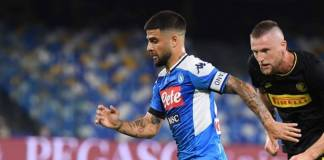 Insigne Coppa Italia finale