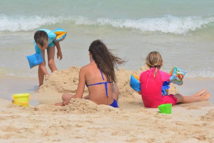 spiaggia bambini Abruzzo