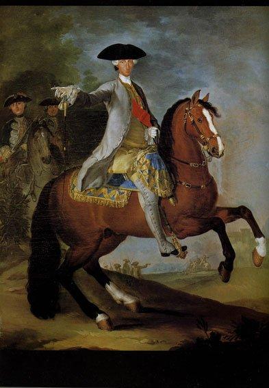 re Carlo di Borbone