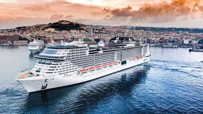 Msc Grandiosa al Sud: è la prima nave al mondo a navigare ...